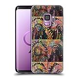 Head Case Designs Licenciado Oficialmente Dean Russo Cuadrante de Jefes Cultura Pop Carcasa de Gel de Silicona Compatible con Samsung Galaxy S9