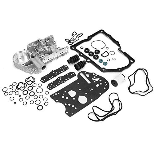 Qiilu Transmission Gearbox Repair Rebuild Kit Fit for A1/A3/Q3 0AM DQ200