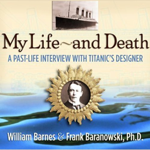 My Life and Death audiobook cover art
