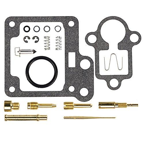 HIFROM Carburetor Rebuild Kit Carb Repair for Yamaha Raptor YFM 80 Yfm80 2002-2008 (2002 2003 2004 2005 2006 2007 2008) 03-309