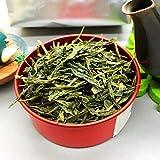 Té verde chino té crudo té chino té verde suelto cuidado de la salud té nuevo té saludable té de primavera comida verde (500)