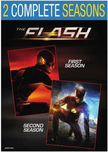 Flash Season 1 + Season 2 Back to Back (2Pk/DVD)