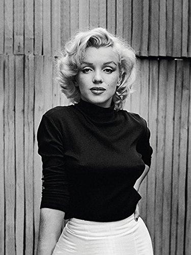 60 x 80 cm Life Time Marilyn Monroe Impresión de Lienzo