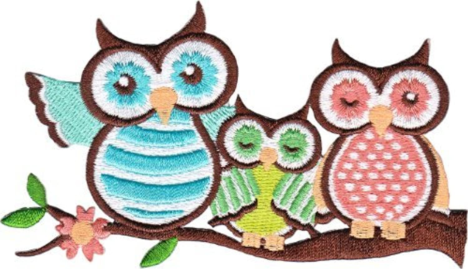 Application Animals 3 Owls Patch by Application