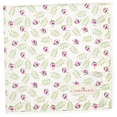 GreenGate - Stoffserviette - Serviette- Lily Petit - Baumwolle - 40 x 40 cm