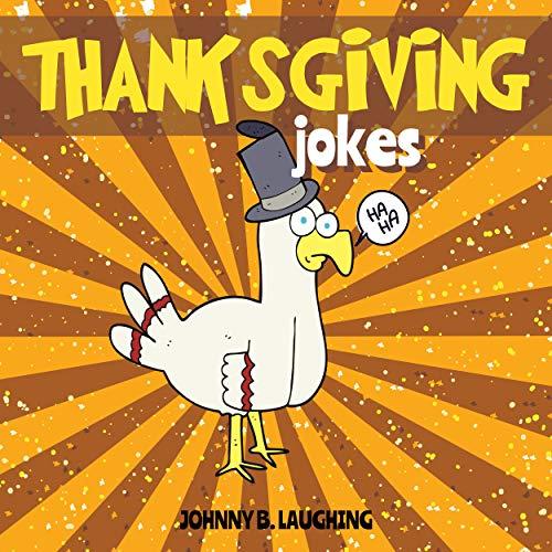 Thanksgiving Jokes audiobook cover art