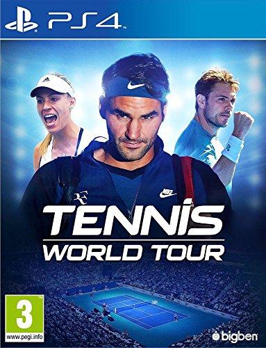 Tennis World Tour : Playstation 4 , ML