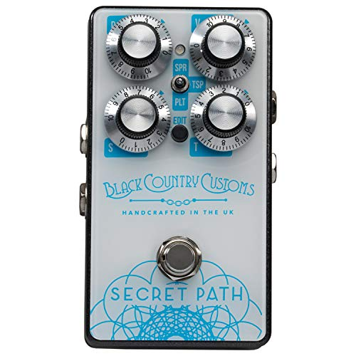 Black Country Customs by Laney - Secret Path - Boutique Effect Pedal - Reverb...