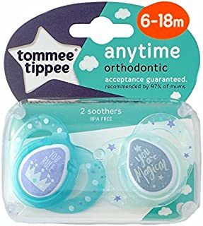 Amazon.es: tommee tippee chupete 6 - 18