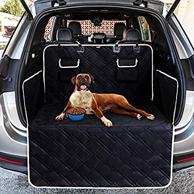 Toozey SUV Cargo Liner for Dogs - Waterproof Do...