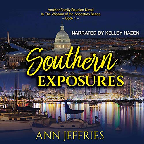 Southern Exposures Audiobook By Ann Jeffries cover art