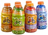 First Juice Organic Fruit & Veggie Variety Pack, 32-Ounce Bottles (Pack of 6)