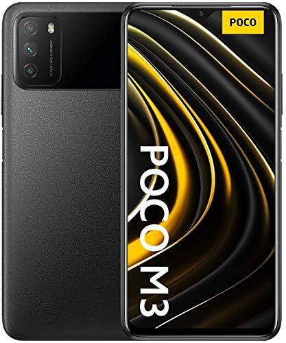 Xiaomi Celular Poco M3 Power 4Gb Ram 128Gb ROM Negro