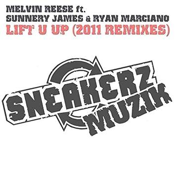 Lift U Up (feat. Sunnery James & Ryan Marciano) [2011 Remixes]