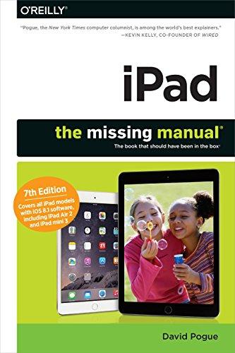 iPad: The Missing Manual 7e