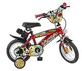 Mickey y Minnie- Bicicleta 12' (TOIMSA 618)