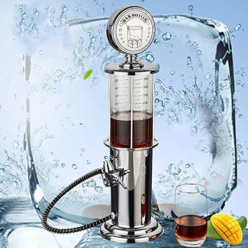 Retro-Nostalgie-Getränkezufuhr 1 Liter Getränke Luftpumpe-Getränkezufuhr, Altertümlich Pump Bar Getränkezufuhr