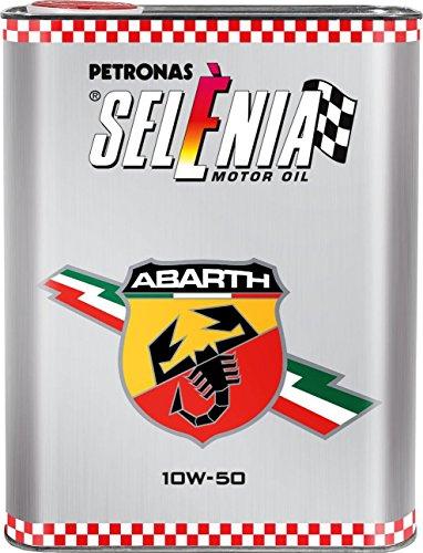 Selenia Abarth 10W50 - Paquete de 2 litros