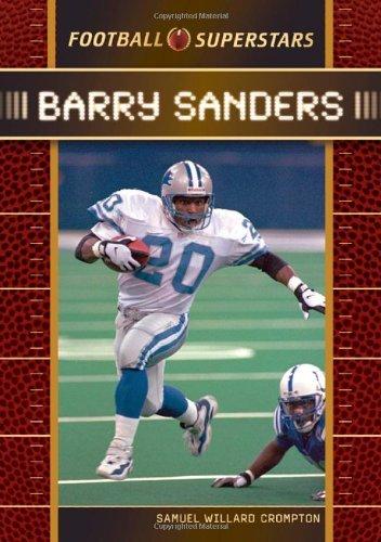 Barry Sanders (Football Superstars)
