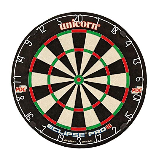 Unicorn Eclipse Pro 2 Bristle Dartboard