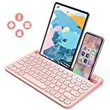 Best Keyboards For IPads - Bluetooth Keyboard, Jelly Comb Multi-Device Universal Bluetooth Rechargeable Review