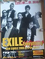 EXILE Everything B2 ポスター