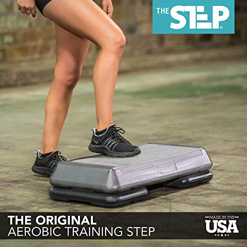 The Step Original Aerobic Platform – Circuit Size, 2 Risers
