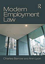 Modern Employment Law (English Edition)