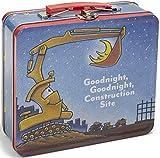 Goodnight, Goodnight, Construction Site Tin Lunch Box, 7.75'