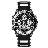 YouwenMen Military Watch Electronic Military Luxury Watch Men LED Male Clock Casual Brand Wrist Digital-Watch Sport
