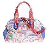Oilily Town Baby Bag Morning Glory