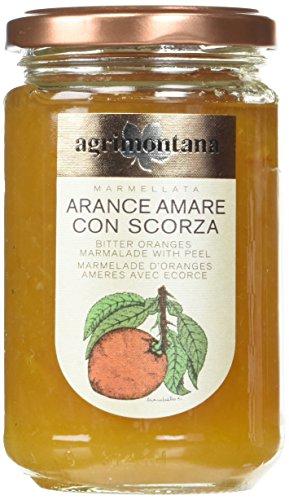 Marmellata di arance amare con scorza gr. 350 Agrimontana
