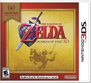 nintendo 3ds games zelda