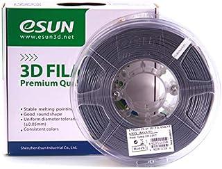 PLA PRO (PLA+) 3D Printer Filament eSun 1.75mm, 1kg, Grey