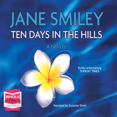 Ten Days in the Hills cover art