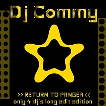 Return to Pangea (Only for DJ's)