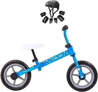 Grupo K-2 Minibike Bicicleta para Niños Baby Star Azul