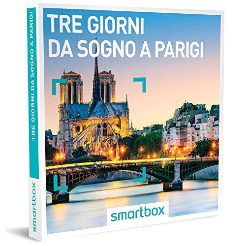 SMARTBOX - Cofanetto regalo coppia - idee regalo originale - 3 giorni...