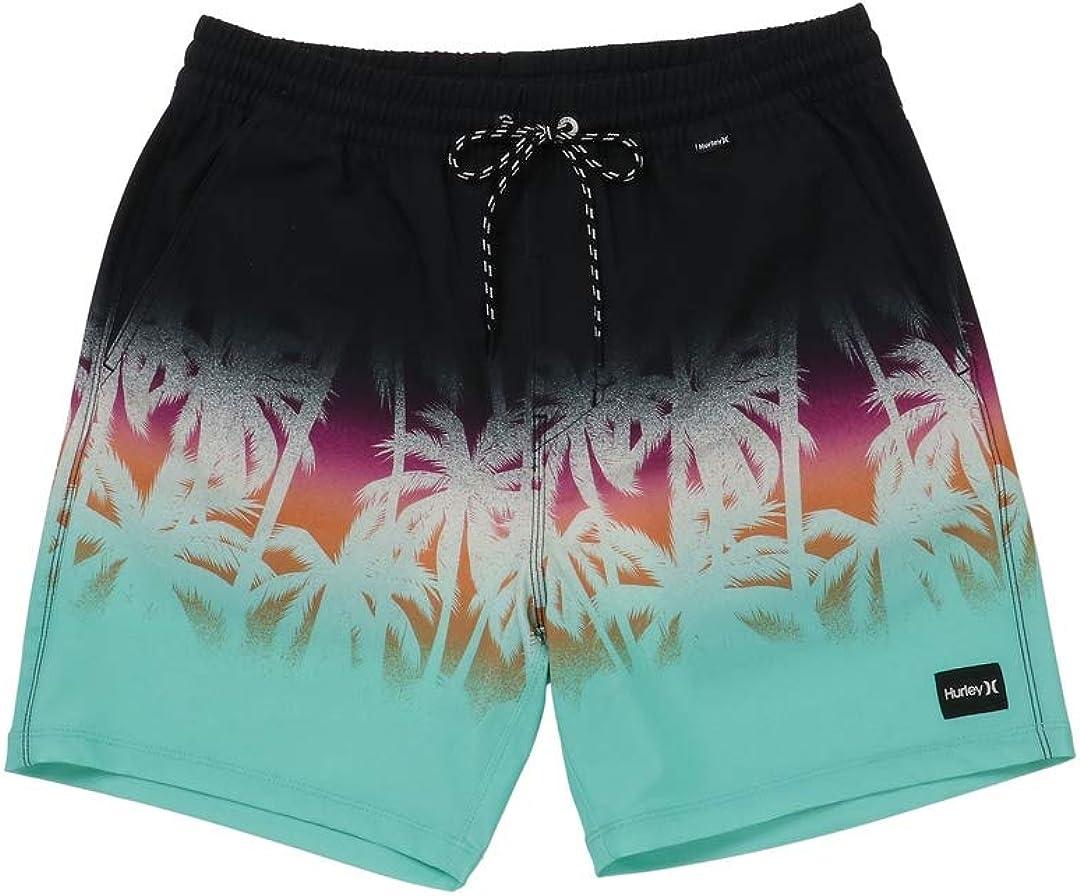 Hurley Mens Phantom 17 La Playa Volley Swim Short