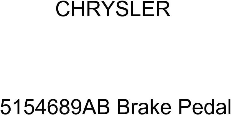 Chrysler Genuine New York Mall 5154689AB Tulsa Mall Pedal Brake