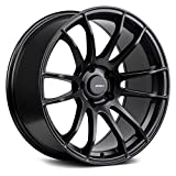 AVID.1 AV-20 Custom Wheel - 18x8.5, 33 Offset, 5x114.3 Bolt Pattern, 73.1mm Hub - Matte Black Rim