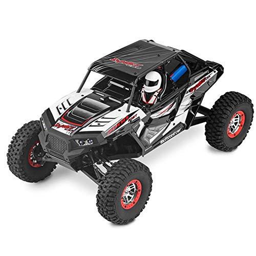 DBXMFZW RC Modelo, 10428-B2 1:10 Escala fuera de carretera Control remoto Coche 2.4G Drift de alta velocidad inalámbrico Vehículo RC 4WD Electric Bigfoot Monster Truck Children's RC Coche Regalos para