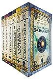 Michael Scott The Secrets of the Immortal Nicholas Flamel 6 Books Collection ...