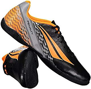 22963db84dceb Chuteira Penalty Storm VII Futsal Preta