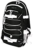Forvert Ice Louis Backpack Rucksack Bag Tasche 880229(Black)