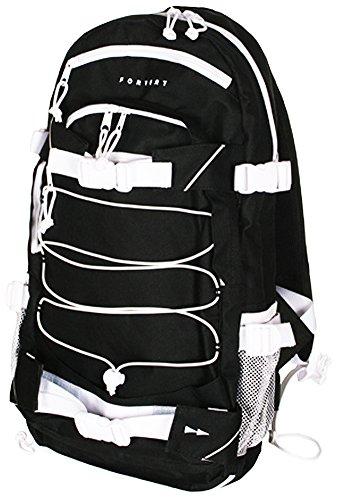 Forvert Ice Louis Backpack Rucksack Bag Tasche 880229(Black)