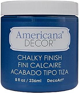 DecoArt ADC-21 Americana Chalky Finish Paint, 8-Ounce, Legacy