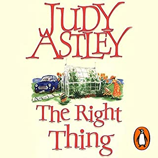 The Right Thing                   By:                                                                                                                                 Judy Astley                               Narrated by:                                                                                                                                 Diana Bishop                      Length: 8 hrs and 30 mins     5 ratings     Overall 4.0