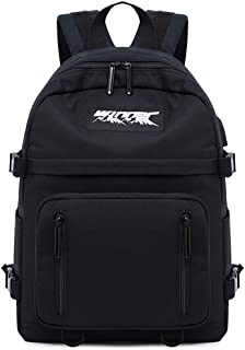Unisex Classic Lightweight Water-Resistant Casual Daypack