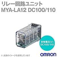 オムロン(OMRON) MYA-LA12 DC100/110 (有接点アナンシェータ) NN